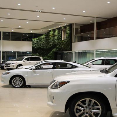 Luxury Car Dealership Australia